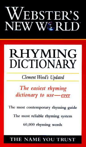 Rhyming Dictionary: Clement Wood's Updated