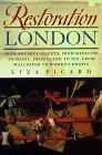 Restoration London by Liza Picard