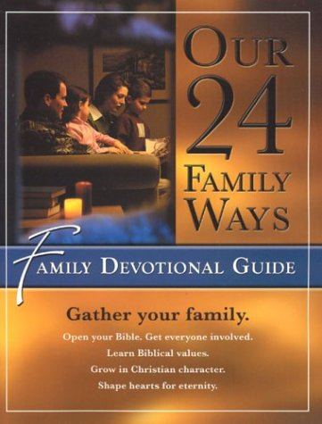 Our 24 Family Ways by Penny Clark