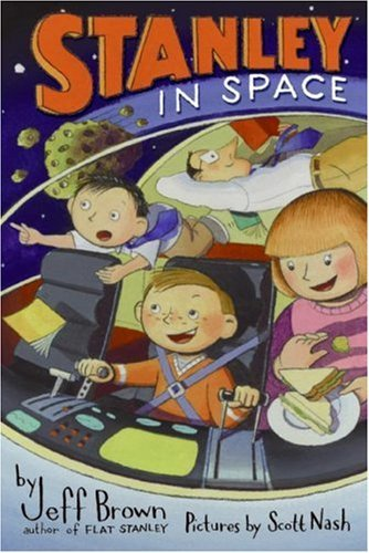 Stanley in Space (Flat Stanley, #3)