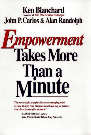 Empowerment takes more than a minute by kenneth h blanchard empowerment takes more than a minute other editions enlarge cover 349894 fandeluxe Image collections