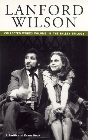 Collected Works, Vol. 3: The Talley Trilogy