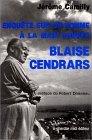 """Enquête Sur L'homme à La Main Coupée: Blaise Cendrars (Collection """"Points Fixes"""")"""