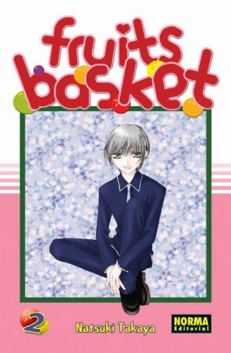 Fruits Basket #2 by Natsuki Takaya