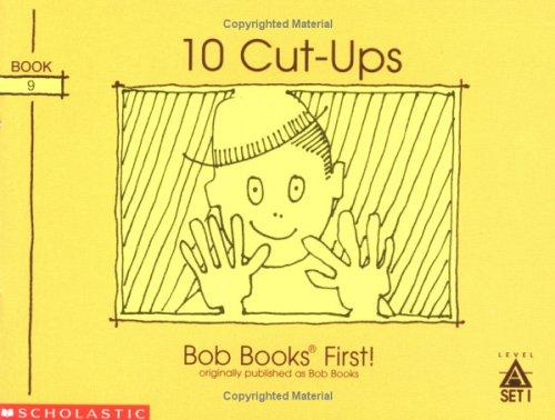 10 Cut-Ups (Bob Books for Beginning Readers, Set 1)