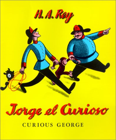 Jorge el Curioso (Carry Along Book & Cassette Favorites)