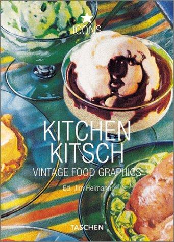 Kitchen Kitsch Vintage Food Graphics