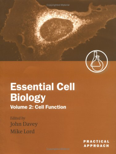 Essential Cell Biology: A Practical Approach 2-Volume Set
