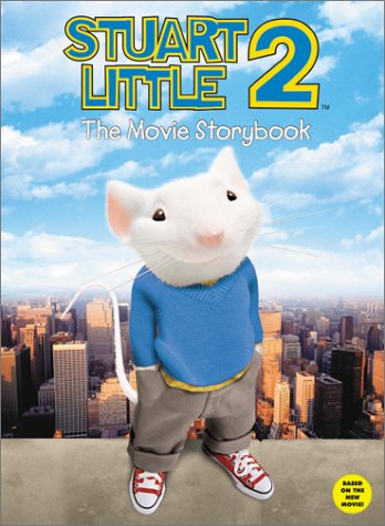 Stuart Little Book Margalo