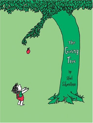 Image result for the giving tree book cover