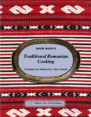Sanda Marin's Traditional Romanian Cooking