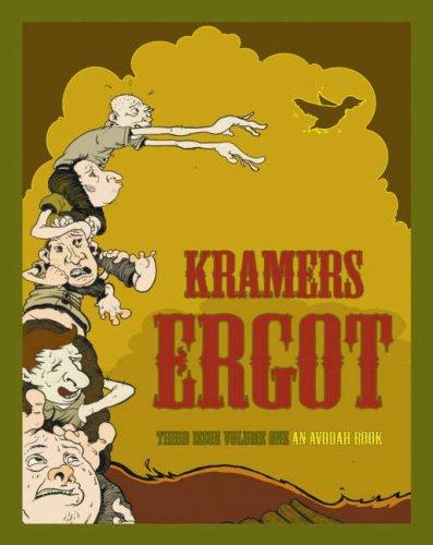 Kramers Ergot #3 by Sammy Harkham