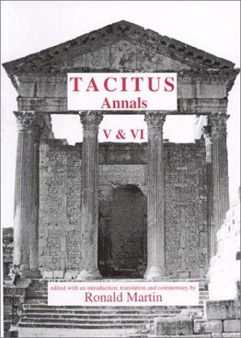 Tacitus: Annals V and VI