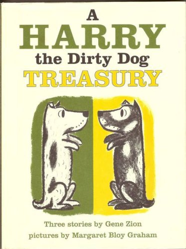 A Harry The Dirty Dog Treasury Three Stories By Gene Zion