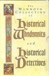 Mammoth Collection of Historical Whodunnits and Historical Detectives, 2 Vol. Boxed Set