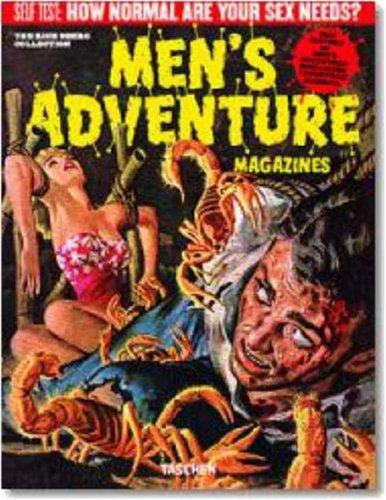 Men's Adventure Magazines