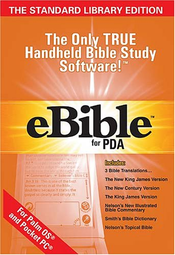 Holy Bible: eBible for PDA: Standard Library Edition