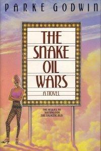 The Snake Oil Wars or Scheherazade Ginsberg Strikes Again (Snake Oil, #2)