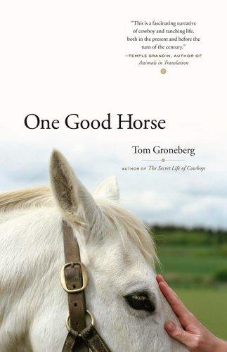 One Good Horse