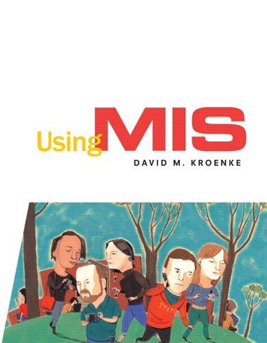 Using mis by david m kroenke 389602 fandeluxe Images