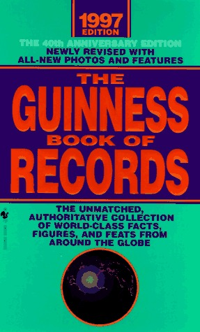 The Guinness Book of Records 1997