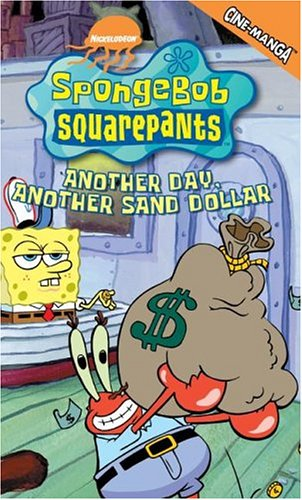 SpongeBob SquarePants, Volume 5 by Stephen Hillenburg