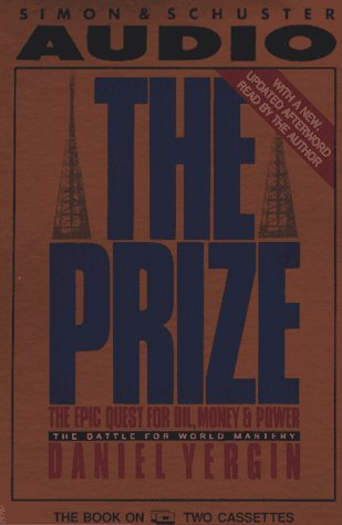 Prize by Daniel Yergin