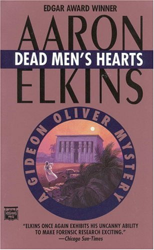Dead Men's Hearts by Aaron Elkins