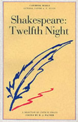Shakespeare Twelfth Night A Selection Of Critical Essays By Dj  Shakespeare Twelfth Night A Selection Of Critical Essays By Dj Palmer Essays Topics For High School Students also Healthy Living Essay  Essay For Students Of High School