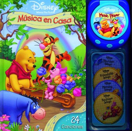 Musica en Casa (Winnie the Pooh Music Player Storybook)