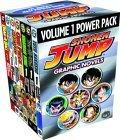 Shonen Jump Graphic Novels Power Pack, Vol. 1 (Contains Volume I Of Dragon Ball, Dragon Ball Z, Naruto, One Piece, Shaman King, Yu Gi Oh!, And Yu Yu Hakusho)