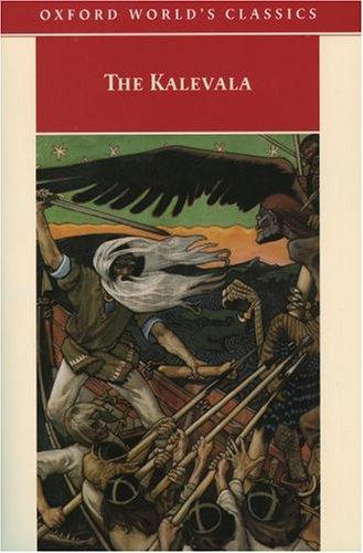 The Kalevala by Elias Lönnrot