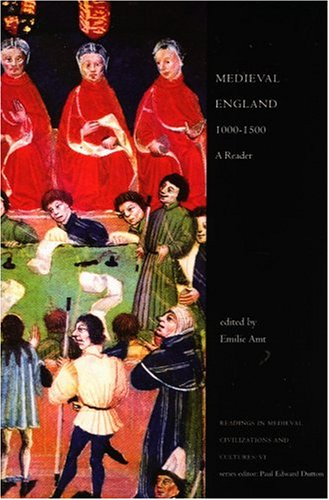 Medieval England, 1000-1500 by Emilie Amt