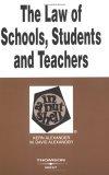 Alexander and Alexander's Law of Schools, Students, Teachers ... by Kern Alexander