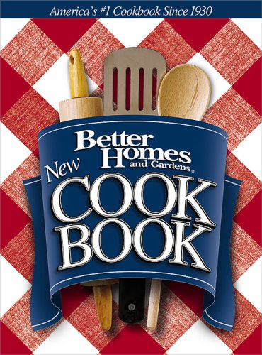 Better Homes and Gardens New Cook Book (Hardcover)