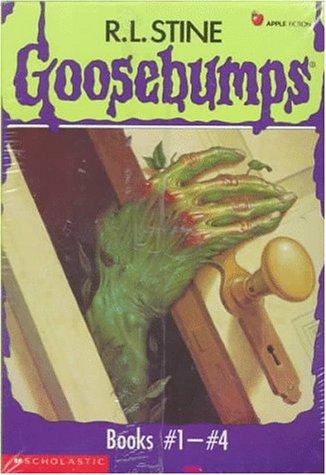 Goosebumps, Books 1-4