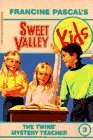 The Twins' Mystery Teacher (Sweet Valley Kids, #3)