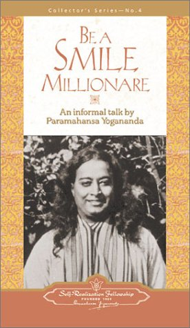 Be a Smile Millionaire: An Informal Talk (Collector's Series #4)