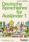 Deutsche Sprachlehre Fur Auslander - Two-Volume Edition - Level 1