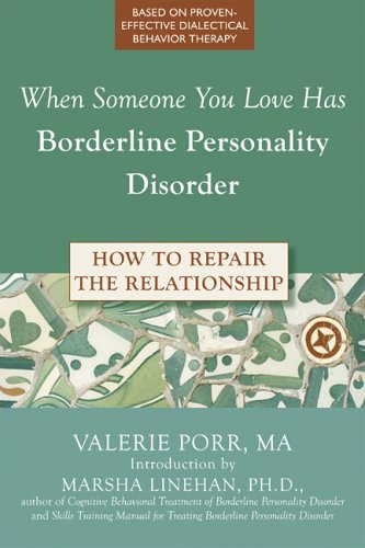 When Someone You Love Has Borderline Personality Disorder