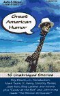 Great American Humor: 15 Complete Stories