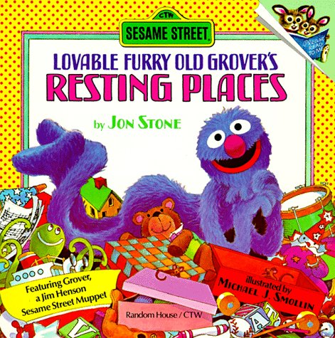 Resting Places: with Lovable, Furry Old Grover