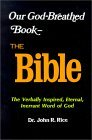 Our God-Breathed Book: The Bible