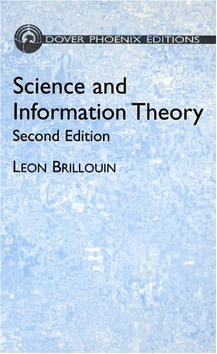 Science and Information Theory by Léon Brillouin