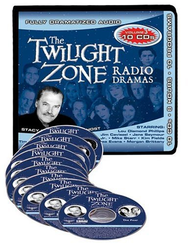 The Twilight Zone Radio Dramas: Volume 3
