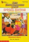 Shannon's Story (The Baby-Sitters Club Special Edition Readers' Request)