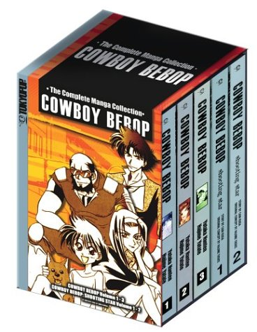 Cowboy Bebop Set: The Complete Manga Collection