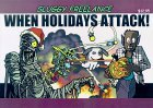 When Holidays Attack! (Sluggy Freelance: Book 3)