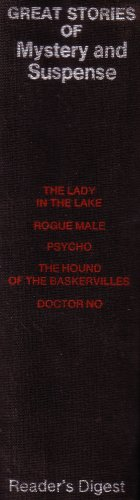 Great Stories of Mystery and Suspense: The Lady in the Lake; Rogue Male; Psycho; the Hound of the Baskervilles; Doctor No (7376284)