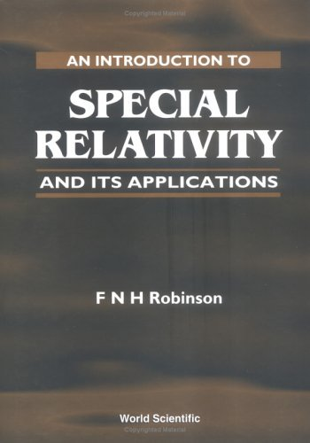 Introduction to Special Relativity and I